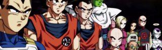 Dragon Ball Super : découvrez tous les participants au tournoi du pouvoir !