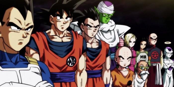 Dragon Ball Super : découvrez les participants au tournoi du pouvoir !