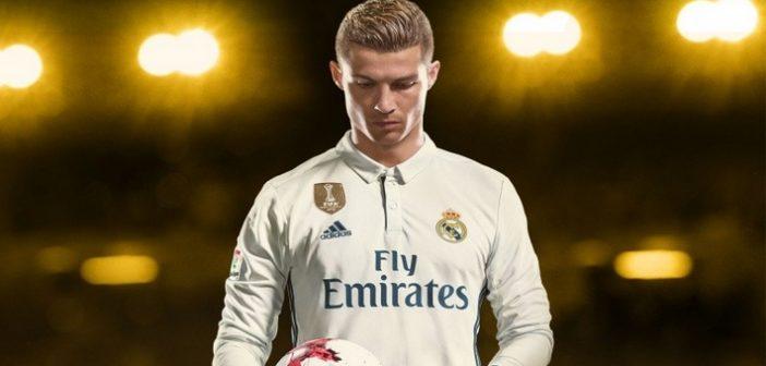 [E3 2017] FIFA 18 trailer, Christiano Ronaldo et diverses informations !