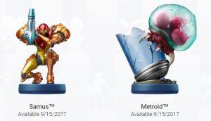 [E3 2017] Nintendo fait aussi le plein d'amiibo à l'E3_Metroid_samus Aran