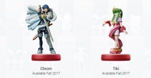 [E3 2017] Nintendo fait aussi le plein d'amiibo à l'E3_tikki_Chrom