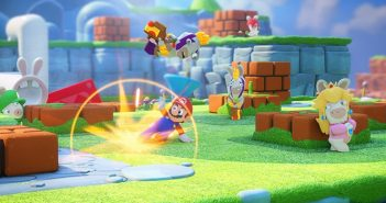 [E3 2017] Premier trailer pour Mario + The Lapins Crétins Kingdom Battle !