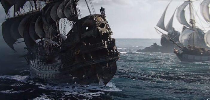 Ubisoft Singapour débarque cette année à l'E3 avec du lourd. Skull and Bones sera donc la nouvelle figure de proue du développeur français.