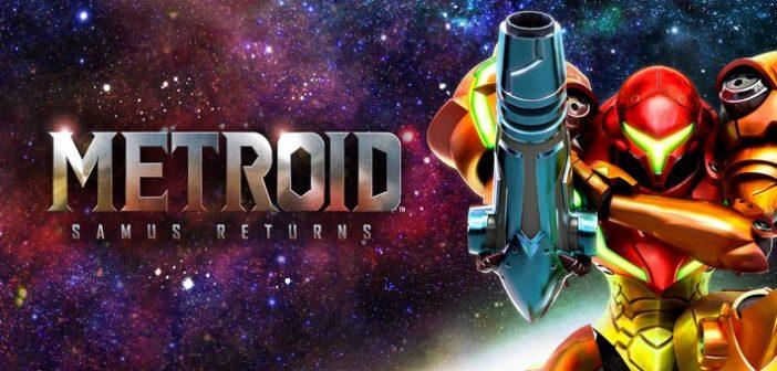 [Hand off] Metroid Samus Returns