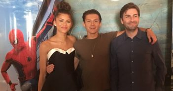 [Rencontre] Tom Holland, Zendaya et Jon Watts nous parlent de Spider-Man : Homecoming