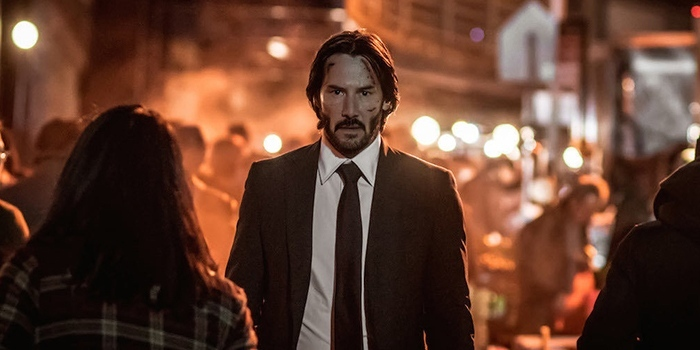 John Wick 3 conclura la trilogie assassine avec Keanu Reeves !