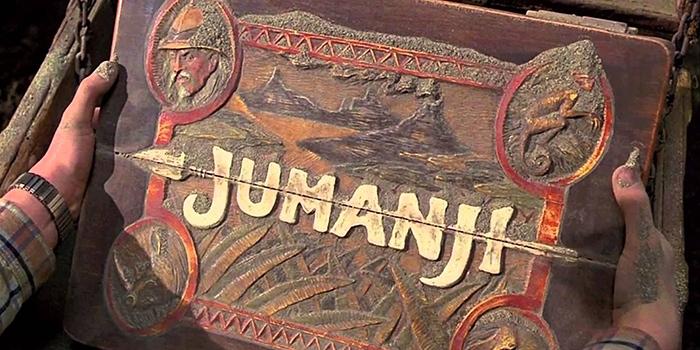 Le lien avec le film original dévoilé — Jumanji