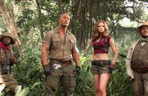 Jumanji libère son trailer sauvage, bienvenu dans la jungle !