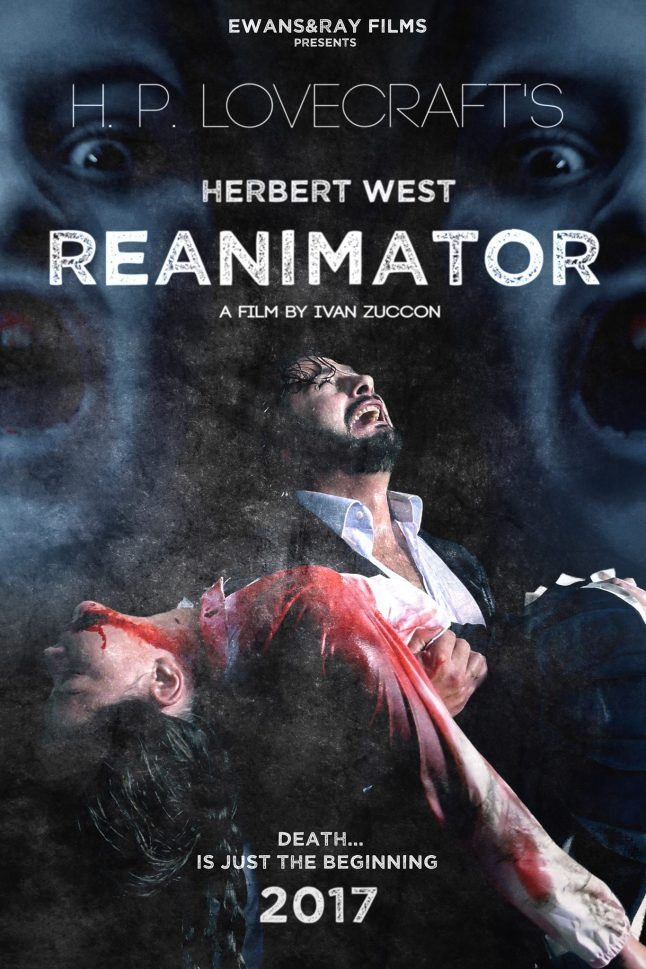 La comédie horrifique Re-Animator adaptée en une série italienne !
