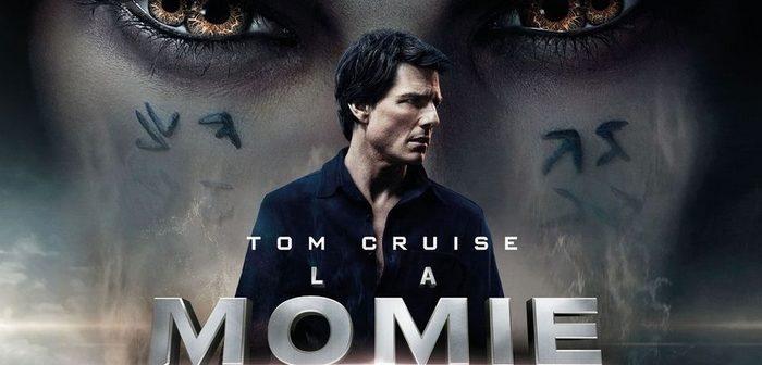 [Critique] La Momie : sinon tu savais qu'il y a Tom Cruise dans le film ?