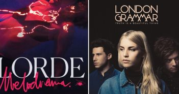 [Critique croisée] Melodrama de Lorde / Truth is Beautiful Thing de London Grammar