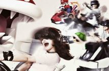 Mario Kart Arcade GP VR la réalité virtuelle à toute allure !