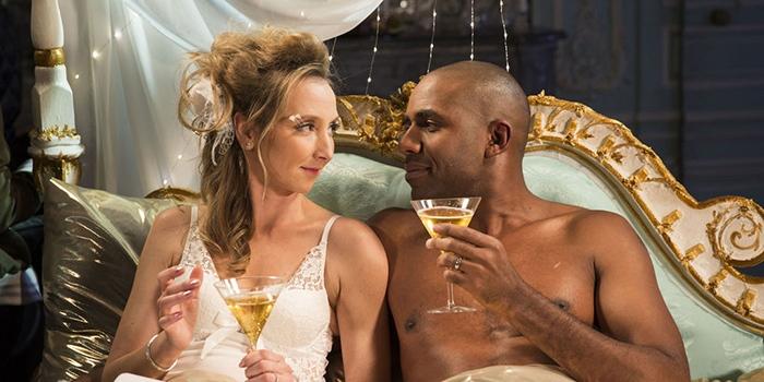 Marion et Cédric quittent la série Scènes de Ménages !