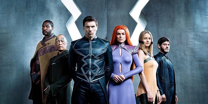 Marvel's Inhumans : une date de diffusion et un poster !