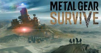 Metal Gear Survive, un spin-off de la série voit le jour !