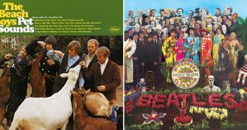 5 raisons de préférer le Pet Sounds des Beach Boys au Sgt. Pepper des Beatles