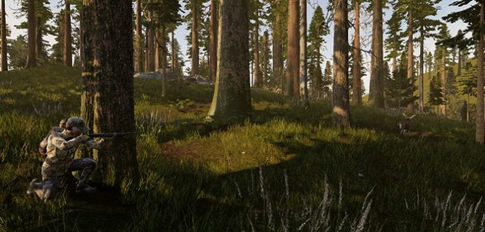 [Preview] Hunting Simulator partez chasser Bambi !