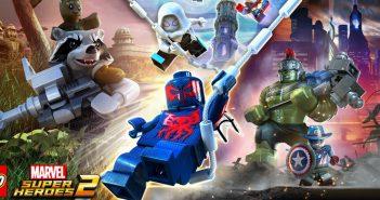 [Preview] Lego Marvel Super Heroes 2 les gardiens de la galaxie débarquent !
