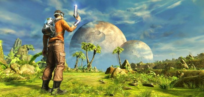 [Preview] Outcast Second Contact