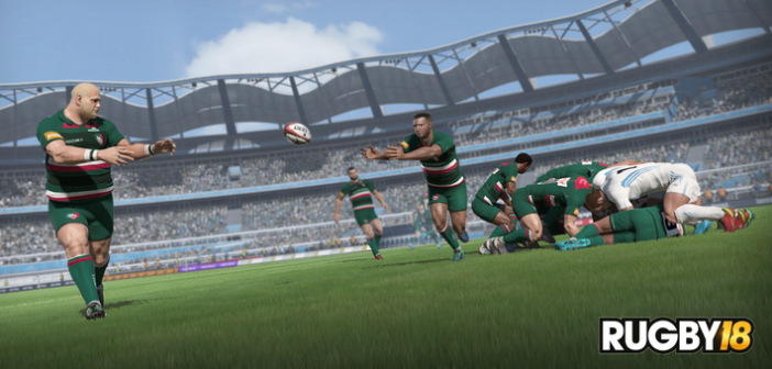 [Preview] Rugby 18