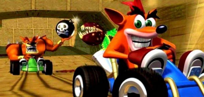 [Rumeur] Crash Team Racing aura t-il droit à son remake sur PS4 ?