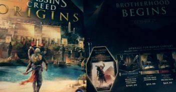Assassin's Creed Origins, tout a fuité !