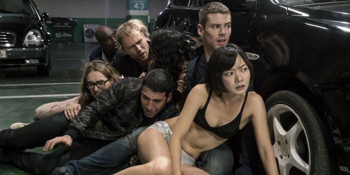 Annulation de Sense8 par Netflix
