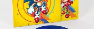 Sonic Mania aura sa version vinyle exclusive !