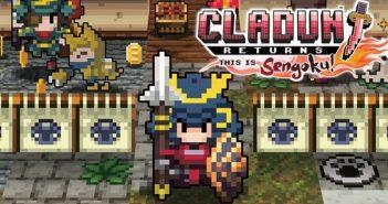 [Test] Cladun Returns This is Sengoku, chronique d'un bon samaritain