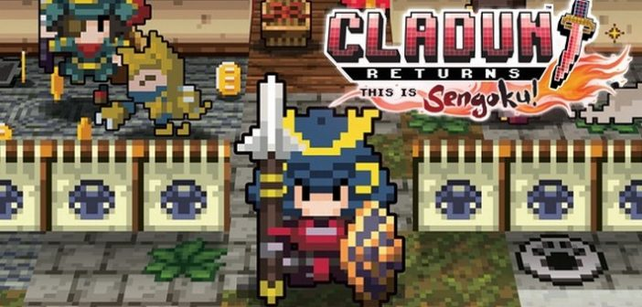 [Test] Cladun Returns This is Sengoku, chronique d'un bon samaritain