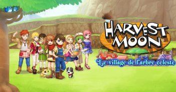 [Test] Harvest Moon le village de l'arbre céleste, la licence est morte...