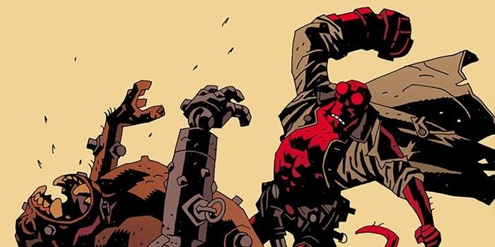 Hellboy : une première image de production dévoile le personnage !