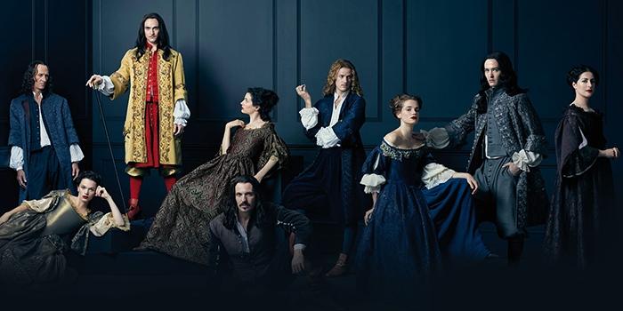 Versailles la saison 3 s articulera autour de l homme au for Autour de versailles