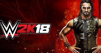WWE 2k18, découvrez sa date de sortie, son trailer et sa jaquette !