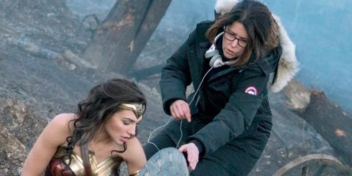 Wonder Woman Patty Jenkins