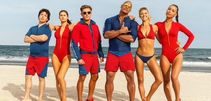 [Critique] Baywatch – Alerte aux ringards à Malibu