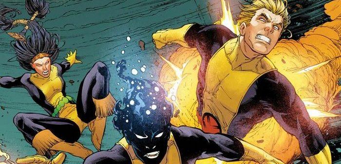 X-Men : les nouveaux mutants ont recruté Cannonball et Sunspot !