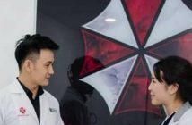 Resident Evil : le logo d'Umbrella utilisé par une clinique vietnamienne !