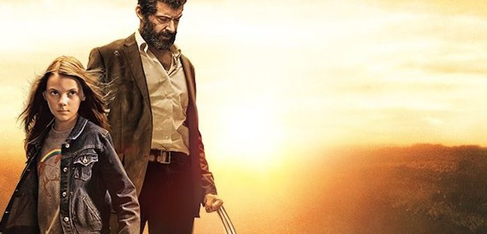 Logan test DVD Blu-ray