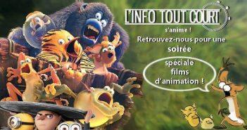 L'Info Tout Court s'anime : venez jouer avec nous autour du cinéma d'animation !