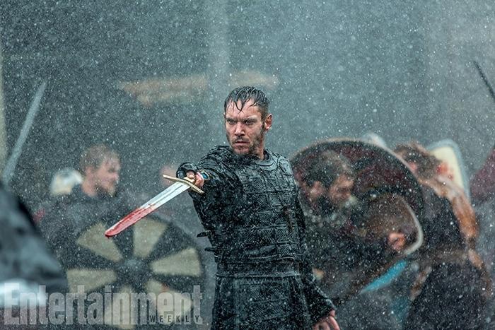 3 images annoncent la saison 5 de Vikings et le nouvel ennemi !