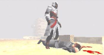 Débuté sur Xbox 360, Assassin's Creed a toujours su faire évoluer sa technique et ses graphisme. Oui, mais que donnerait une version Playstation...