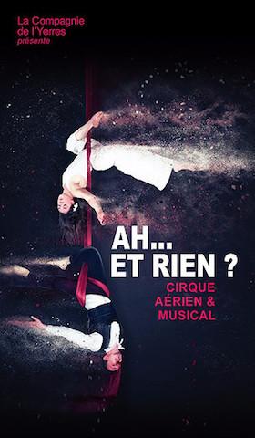 [Avignon 2017] Ah... Et rien ? Quand le cirque prend l'air1