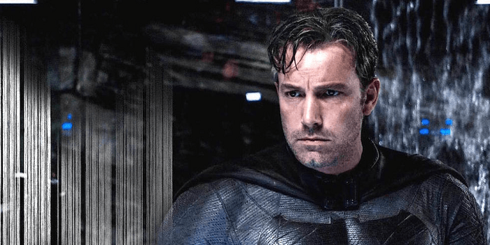 Ben Affleck viré du prochain film — The Batman