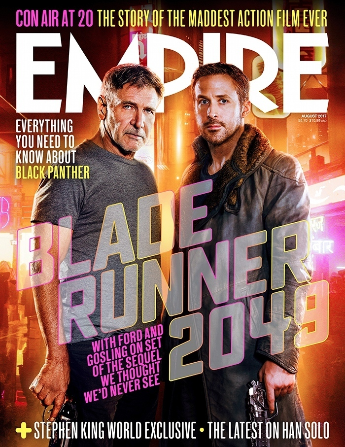 Blade Runner 2049 : deux photos montrent la tension du film !