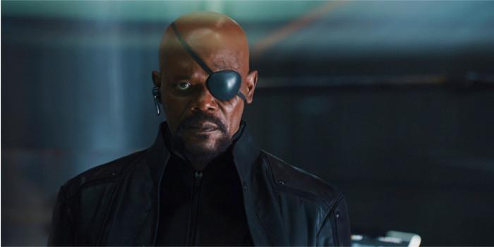 Un (grand) rôle pour Nick Fury — Captain Marvel