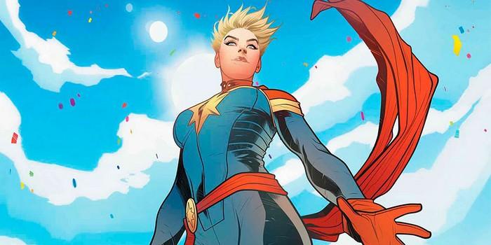 [Comic-Con 2017] On connaît les adversaires de Captain Marvel !