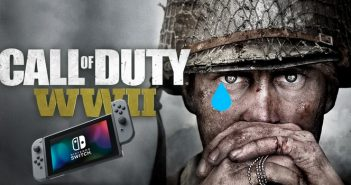 Call of Duty WWII : la Nintendo Switch ignorée par Activision