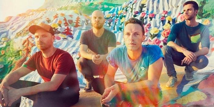 [Critique] Kaleidoscope (EP) : un Coldplay reçu trois sur cinq