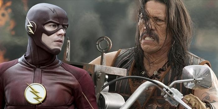 [Comic-Con 2017] Danny Trejo en méchant dans la saison 4 de The Flash !